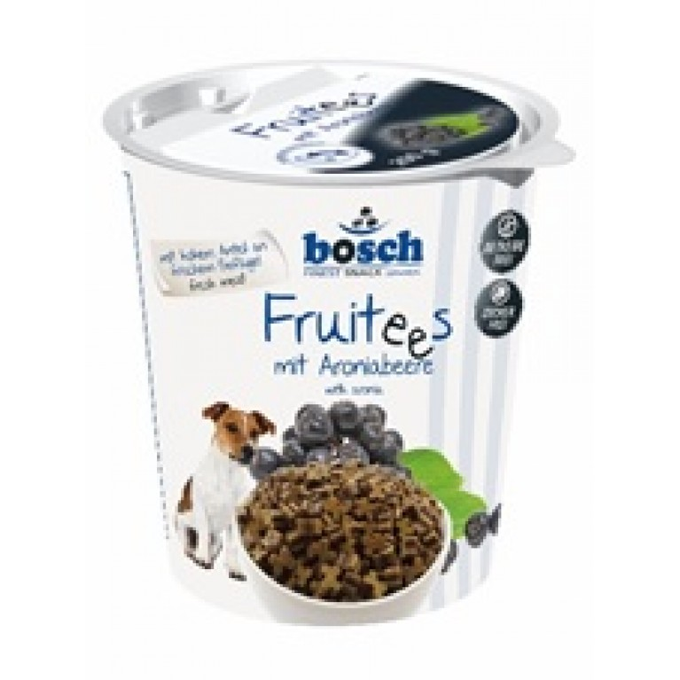 Лакомство для собак Bosch FRUITEES с аронией 200 г