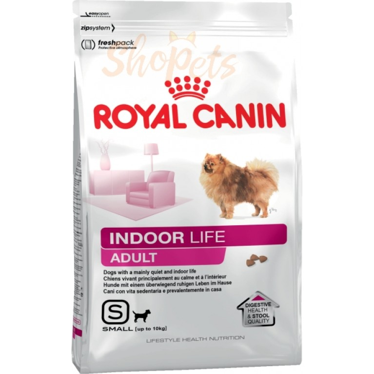 Корм royal canin neutered adult small dog