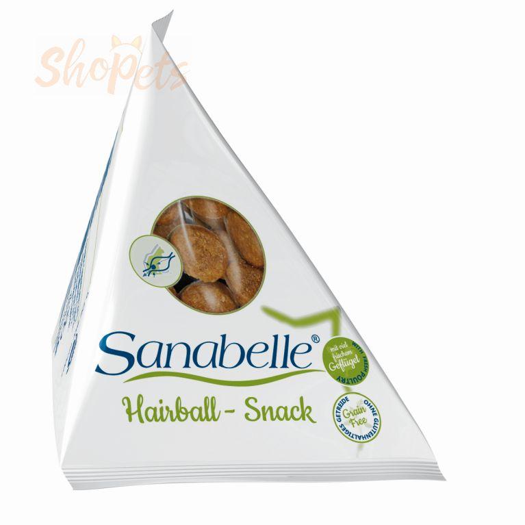 Лакомство для кошек Sanabelle HAIRBALL 20 г