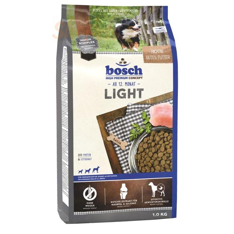 Сухой корм Bosch LIGHT 1 КГ