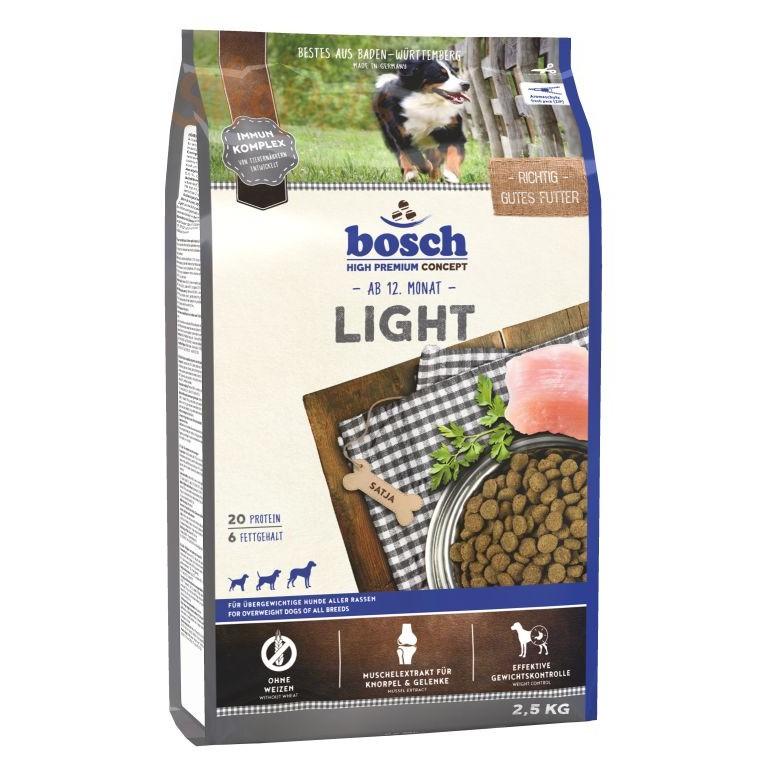 Сухой корм Bosch LIGHT 2,5 КГ
