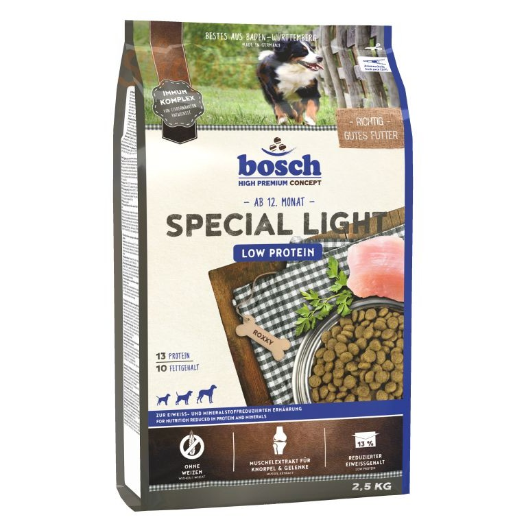 Сухой корм Bosch SPECIAL LIGHT 2,5 КГ